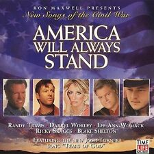 AMERICA WILL ALWAYS STAND (Time-Life) country / patriotic CD