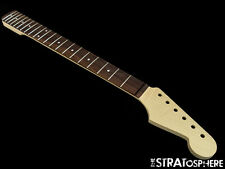 NEW Fender Lic WD Stratocaster Strat Replacement NECK AAA Flame Maple Rosewood21