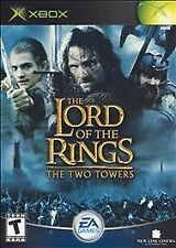 The Lord Of The Rings: The Two Towers (Xbox) Platinum Hits Brand New