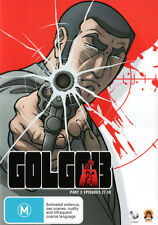 Golgo 13: Part 3  - DVD - NEW Region 4