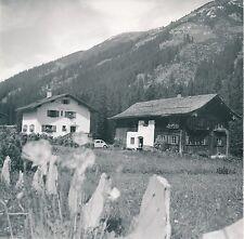 LECH c. 1960 - Jolie Maison en Bois  Voralberg  Autriche - Div 6158