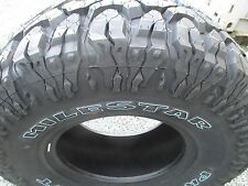 4 New 265/70R17 Milestar Mud Tires 2657017 M/T MT 265 70 17 70R R17 E