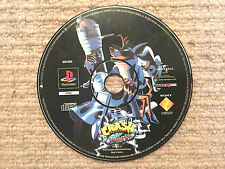 Crash Bandicoot 3 Warped - Sony Playstation PS1 PS3 DISK ONLY UK PAL BLACK LABEL