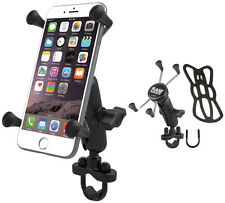 RAM X-Grip Motorcycle Bike Handlebar Mount for iPhone 7 PLUS 6S PLUS 6 PLUS