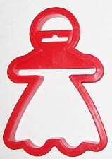 "Red Wilton 5"" Ginger Bread Woman Cookie Cutter Mold"