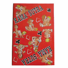 """Kama Sutra Playing Cards"" Adult Jokes Drinking Games Party Novelties"