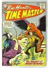 Rip Hunter TIME MASTER #11 The Secret of Mount Olympus! DC Comic Book ~ VG