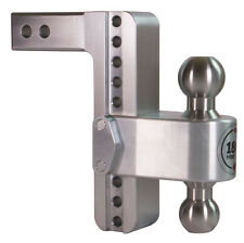 "WEIGH SAFE TB8-2 ADJUSTABLE 8"" 180 HITCH BALL MOUNT 2"" SHAFT 10,000 LBS."