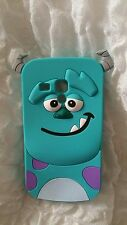 IT- PHONECASEONLINE SILICONE MONSTER PARA SAMSUNG GALAXY S DUOS S7562/S7560