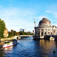 BERLIN - 3 Tage 2 Personen inkl HP & Sekt @ 4* Wyndham Garden Hennigsdorf