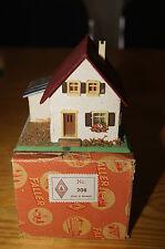 Faller 208, Kleines Wohnhaus ,50iger Jahre, sehr guter Zustand, OK