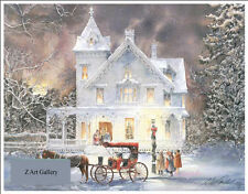 Christmas Magic by Walter Campbell open edition only one available Xmas Gift ide