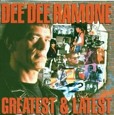 Dee Dee Ramone (RAMONES)   - Greatest & Latest / EAGLE RECORDS CD 2000