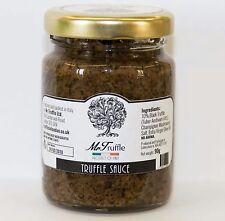 Trufa Negra Salsa - 90Gr-nada artificial - 10% trufa contenido