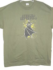 NEW - AVENGED SEVENFOLD A7X  BAND / CONCERT / MUSIC T-SHIRT MEDIUM