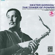 DEXTER GORDON The Tower Of Power CD BRAND NEW