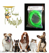 The Original Monkey Cord,  Dog Groomer Electrical Cord Detangler  (green)