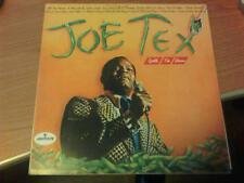 LP JOE TEX SPILLS THE BEANS MERCURY 6338 142 L  ITALY PS 1972 EX+/EX+ GDL