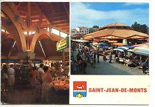 CP 85 VENDEE - Saint-Jean-de-Monts - Le Marcha - Multivues