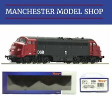 "Roco 52615 HO 1:87 MY (NOHAB) Diesel locomotive DSB ""DCC SOUND"" NEW BOXED"