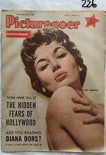 PICTUREGOER,1956 MARCH 3,JOY WEBSTER Cover,DIANA DORS,RICHARD TODD