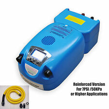 Reinforced Electric Air Pump for Inflatable Boats, Kite, SUP,  with 7AH Battery