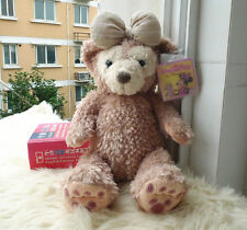 "2015 New Disney Resorts 17"" SHELLIE MAY Duffy Disney Bear Plush Toy Doll"