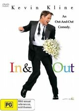 In And Out (DVD, 2006) New Region 4 Unsealed