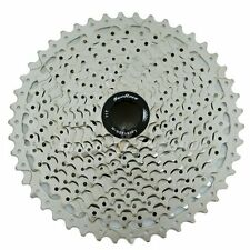 SunRace CSMS8 Wide Ratio Cassette 11-46T , 11 Speed , Silver