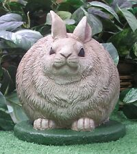 Baby Fat Chubby Easter Bunny Rabbit Latex Fiberglass Production Mold Concrete