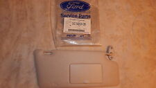 NOS 2001 FORD FOCUS ZTS MEDIUM PARCHMENT RH SUNVISOR