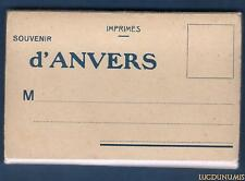Photographie Photo -Souvenir D'Anvers 10 Photos -
