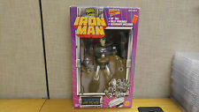 "Toybiz Marvel Iron Man  Deluxe Edition 10"" War Machine figure, New!"