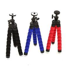 Mini Foam Legs Flexible Octopus Tripod Stand for GoPro SLR DSLR DV Camera Luxury