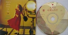 Amy Grant That's what love is for (#3908342) [Maxi-CD]