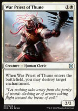 MTG 2x WAR PRIEST OF THUNE - SACERDOTE GUERRIERO DI THUNE - EMA - MAGIC