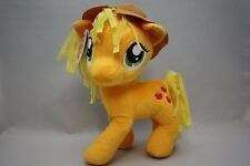 """MY LITTLE PONY COWBOY APPLEJACK 11"""" PLUSH PLUSHIE WITH HAT NEW WITH TAG"""