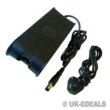 F. DELL PA-10 FAMILY LA90PS1-00 PA-1900-02D3 AC ADAPTER + LEAD POWER CORD