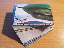 Thunderbirds le film base complète carte set + DCP3