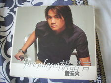 a941981  HK TVB TV Star / Singer Jack Wu WEA Records CD VCD Set EP 5 Songs Only 胡諾言  愛玩火 Fire Player