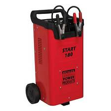Sealey Professional GARAGE STARTER / CARICABATTERIE 180 / 45Amp 12 / 24V mod 230V-start180