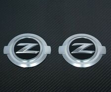 JDM BLACK Z LOGO EMBLEM FOR 2003-2008 NISSAN 350Z X 2