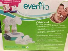 Evenflo Deluxe Advanced Double Electric Breast Pump Model 2951 NEW IN BOX