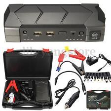 12V 68800MAh Starthilfe Powerbank Auto Starter Notstart Batterie Ladegerät Set