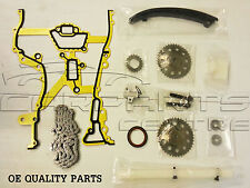 FOR VAUXHALL CORSA C MK2 1.2 16V DUALFUEL Z12XE TIMING CHAIN KIT GEARS TENSIONER
