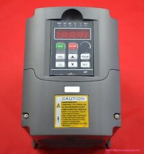 New 110V VARIABLE FREQUENCY DRIVE INVERTER VFD 1.5KW UPDATED 5