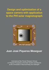 *NEU*  JUAN JOSé PIQUERAS MESEGUER - DESIGN AND OPTIMIZATION OF A SPACE CAMERA W