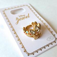 Disney Store Japan Tiara Crown Ring Rapunzel Tangled NEW US size 6 Japan size 11