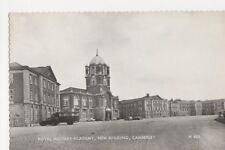 Royal Military Academy, New Building, Camberley RP Postcard, B355