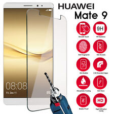 For Huawei Mate 9 - 100% Genuine Tempered Glass Film Screen Protector